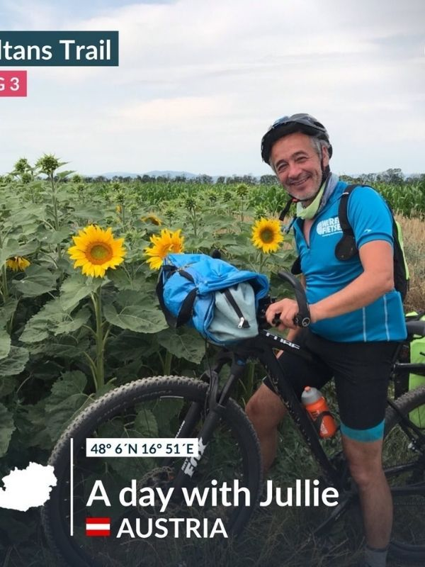 Cycling to Istanbul