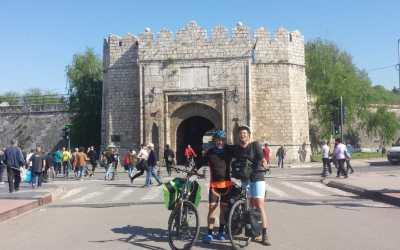 Cycling Belgrade 2 Istanbul