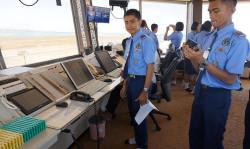 SMK Penerbangan Cakra Nusantara Studi Banding di Airnav Tower Bandara I Gusti Ngurah Rai Bali