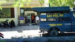Suasana Kantor baru Satpol PP Baubau di Kotamara. (Foto: Zarmin/SULTRAKINI.COM)
