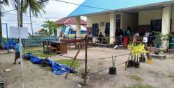 Dihantam Angin Kencang, Dua TPS di Wakatobi Roboh