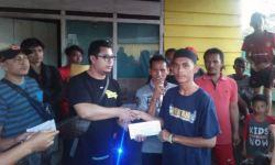 GP Nasdem Sultra Tutup Lomba Perayaan HUT RI ke-73 dengan Penyerahan Hadiah