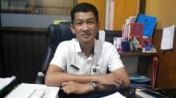 Sekertaris BKPSDM Kota Kendari, Yusuf Jato. (Foto: Hasrul Tamrin/SULTRAKINI.COM).
