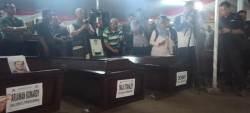 Teridentifikasi 44 Jenazah, Lion Air Pastikan Terus Dampingi Keluarga Korban