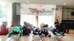 Peringati HKSN, PlazaInn Kendari Gelar Donor Darah