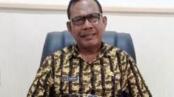 Kepala BKPSDM Wakatobi, Jumadin. (Foto: Amran Mustar Ode/SULTRAKINI.COM)