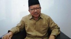Kepala Bidang Urusan Haji dan Umrah Kanwil Kemenag Sultra, H. La Maidu. (Foto: La Niati/SULTRAKINI.COM).