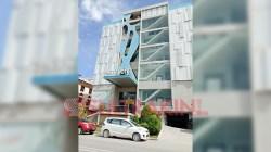 Hotel Zenith Kendari. (Foto: Wa Rifin/SULTRAKINI.COM).