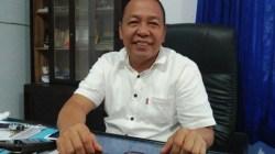 Ketgam: Ketua Pengprov Gabsi Sultra, Elvis Basri Uno. (Foto: Muh Yusuf /SULTRAKINI.COM)