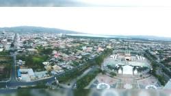 Foto pusat Kota Kendari. (Foto: SkyscraperCity)