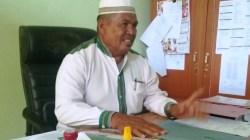 Kepala KUA Kecamatan Lakudo, Harsit. (Foto: Ali Tidar/SULTRAKINI.COM)