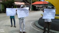 Pemuda Wakatobi Meminta Presiden Selamat Warga Kaledupa Disandera Abu Sayyaf