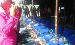 Pemkot Sediakan Tenda Darurat dan Bantuan bagi Korban Kebakaran