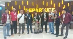 Mahasiswa Pascasarjana Hukum Unsultra Study Tour ke Malaysia, Wakil Gubernur Sultra Diantaranya