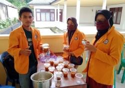 KKN Tematik UHO, Tingkatkan Imunitas Melalui Produk Tanaman Lokal