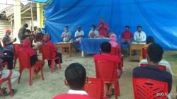 Calon Bupati Butur, Abu Hasan, saat kampanye (Foto: Ist)