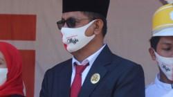 Ketua DPRD Wakatobi, H. Hamiruddin (Foto: Amran Mustar Ode/SULTRAKINI.COM)