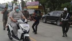Motor Listrik Resmi Mengaspal di Sultra, Ali Mazi Langsung Uji Coba Perdana
