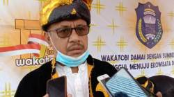 Ketua DPRD Kabupaten Wakatobi, H. Hamiruddin (Foto: Amran Mustar Ode/SULTRAKINI.COM)
