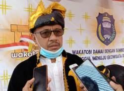 Demi Kondusivitas, DPRD Wakatobi Dorong Dua Paslon Cakada Lakukan Rekonsiliasi