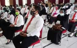 56 CPNS Formasi Umum Tahun 2019 di Buton Selatan Ikut Orientasi