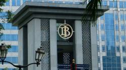 The Bank Indonesia building on Jl. MH Thamrin in Central Jakarta. (Foto: Shutterstock.com/Harismoyo )