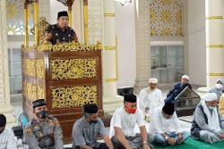 Rayakan Isra Miraj, Bupati Muna Resmikan Masjid Desa Lahontohe