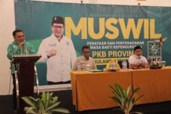 Besok, DPW PKB Sultra Muscab Serentak Angkat Isu Kesejahteraan dan Kemanusiaan