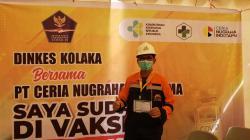 Manajer HRGA CNI, Siswo Poedji Priyono . (Foto: Ist)