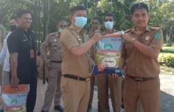 """Pemda Konawe Launching Produk Beras Berlabel """"BerasKita"""" untuk ASN"""