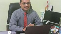 Kepala Bagian Tata Usaha Kanwil Kemenag Sultra, Muh Basri (Foto: Al Iksan/SULTRAKINI.COM)
