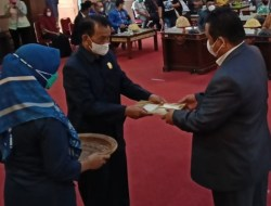 DPRD Rekomendasikan Kadis PMD Muna Diganti, Bupati Muna Pertimbangkan