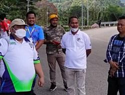 Jelang PON di Papua Pembalap Motor Sultra Intenskan Latihan di Sirkuit, Ketum IMI Sultra Target Medali