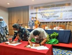 Pemkab Konkep dan PT GKP Teken MoU Rencana Usaha dan Komitmen Rekrut Karyawan Lokal