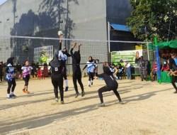 Turnamen Bola Voli ASR Cup 2021, 36 Tim Perebutkan Hadiah Puluhan Juta