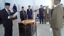 DPRD Buteng Lantik PAW La Ode Samsudin