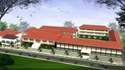 Gedung Baru SMAN 2 Sawerigadi Ditarget Selesai Desember