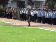 Upacara Hari Pahlawan di Kolaka, PNS Sibuk Bergosip