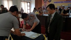 Polda Sultra Tekankan Penyidik Kepolisian Wajib Sarjana