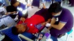 PT Taspen Kendari Serahkan 35 Kantong Darah ke PMI Sultra