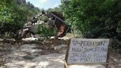 Warga Gunung Sejuk Blokir Jalanan, PU Berikan Solusi Sementara
