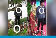Photo of Viral Video Pemuda Gantung Diri Usai Hadiri Pesta Pernikahan Mantan, Ternyata Hoaks