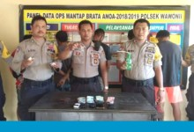Photo of Lima Pemuda di Wawonii Ditangkap Polisi Saat Pesta Sabu