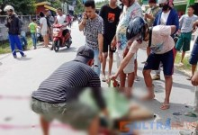 Photo of Kecelakaan Maut, Dua Kakak Beradik Tewas di Tempat Ditabrak Truk di Kendari