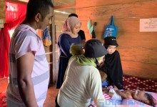 Photo of Bayi Penderita Radang Otak di Butur Kembali Dapat Bantuan dari Angkatan 015 Kulisusu