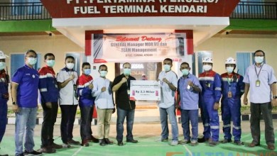 Photo of Pertamina Kembali Salurkan Modal Usaha Rp 2,3 Miliar Untuk Program Pinky Movement