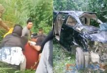 Photo of 5 Penumpang Mobil Alphard Terjun ke Jurang Saat Antar Jenazah ke Kolaka
