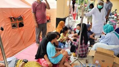 Photo of Puluhan Warga di Buton  Diduga Keracunan Usai Santap Makanan di Pesta Pernikahan