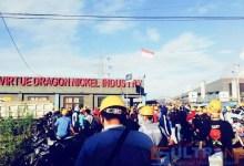 Photo of Ribuan TKL PT VDNI Demo dan Mogok Kerja Tuntut Kenaikan Upah