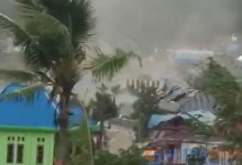Photo of Sejumlah Rumah Warga di Kendari Rusak Diterjang Puting Beliung